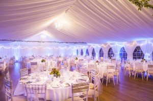 Fairylights Marquee